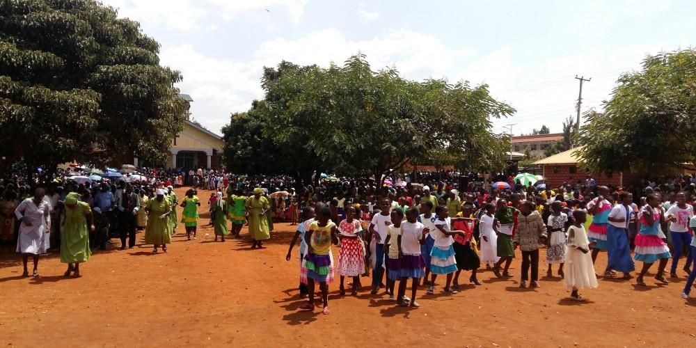 Camilianos no Mundo - Testemunho da África