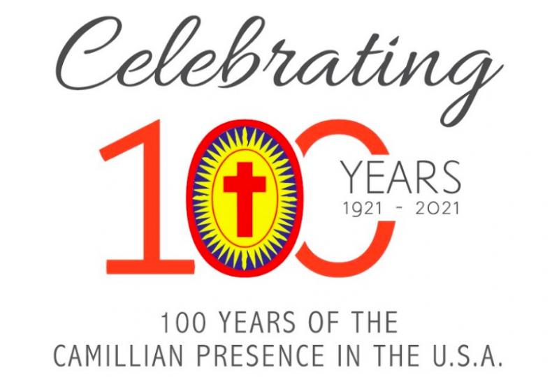 100 anos da chegada dos Camilianos nos Estados Unidos