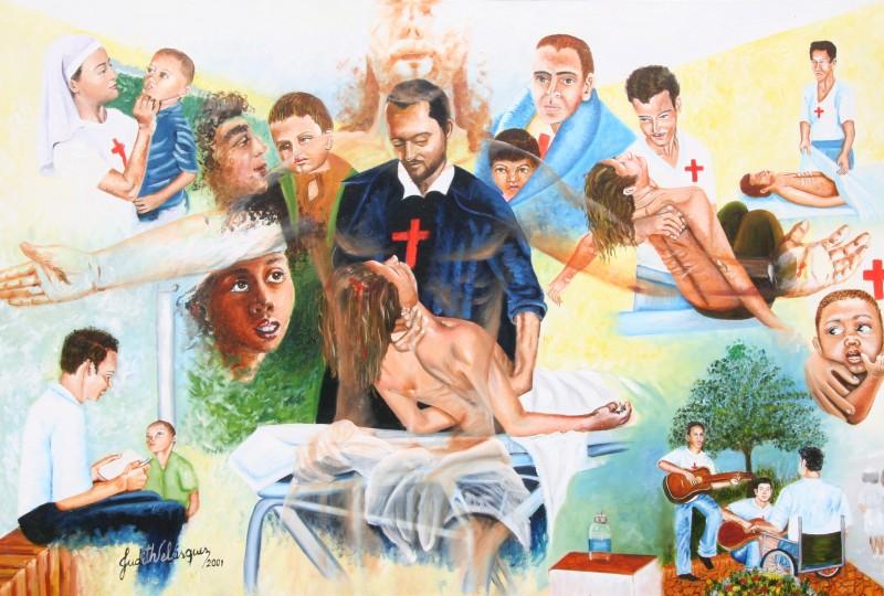 Cuidar do Cristo, que sofre na pessoa do doente