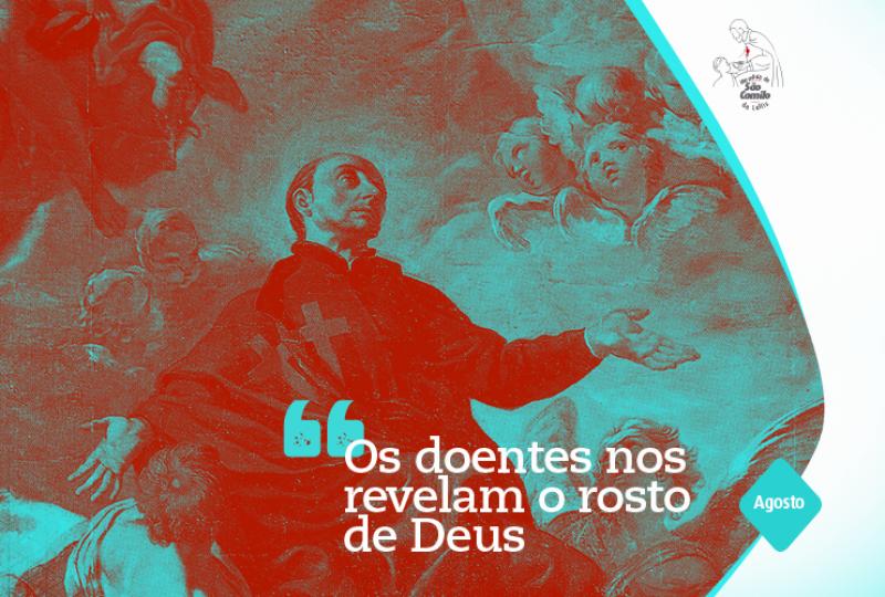 Memória de São Camilo | Agosto: O carisma camiliano