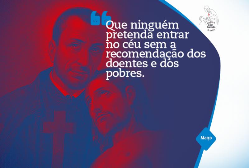 Memória de São Camilo | Março: São Camilo e a parábola do bom samaritano