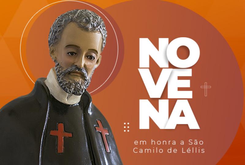 Novena em preparação à celebração da morte de São Camilo